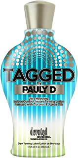 pauly d bottle service tanning lotion
