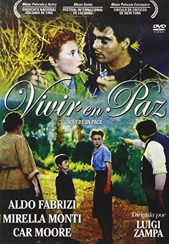 Vivir En Paz (Dvd) (Import) (2013) Aldo Fabrizi; Gar Moore; Mirella Monti; John