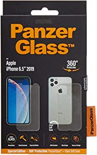 PanzerGlass Protection Cover for iPhone 11 Pro Max, Clear