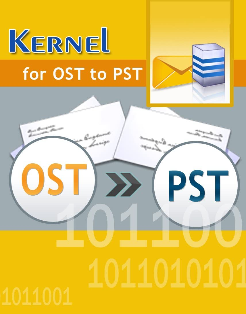 Outlet sale feature Kernel For .OST To Dealing full price reduction .PST Conversion Download