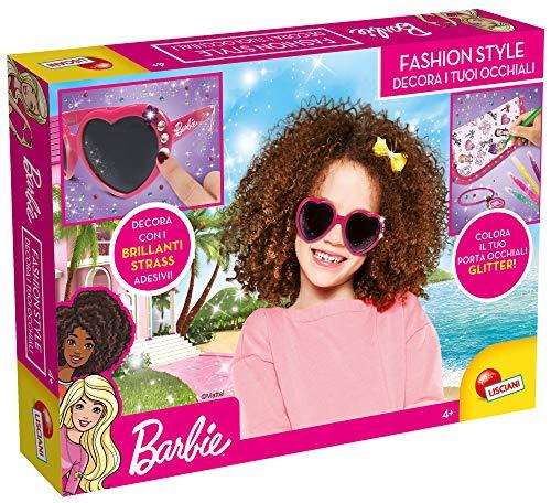 Lisciani Giochi 75133 Barbie Fashion Style Decora Tus Gafas