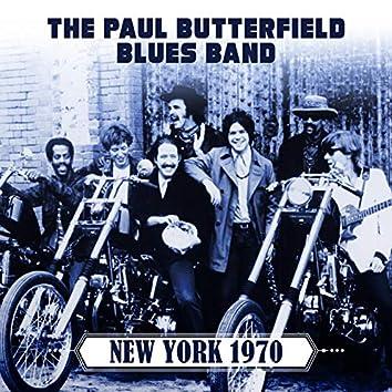 New York 1970 (Live 1970)