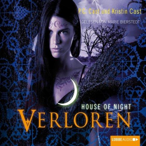 Couverture de Verloren (House of Night 10)