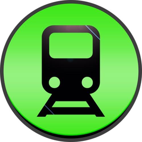Worldwide Train, Bus & Metro Tracker - Schedule planer