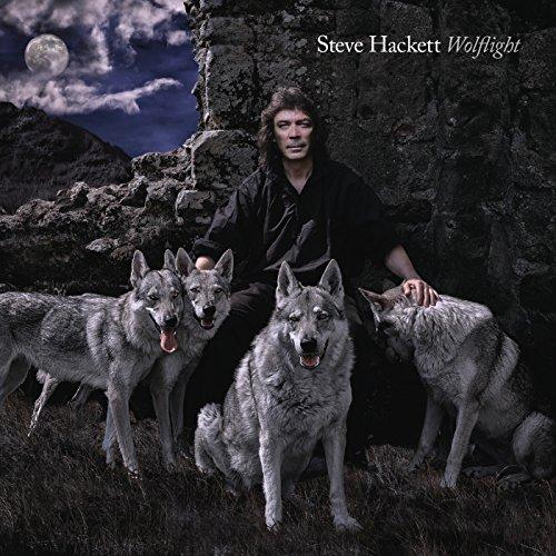 Hackett,Steve: Wolflight (Special Edition CD+BluRay Mediabook) (Audio CD (Special Edition CD+BluRay))