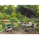Castlecreek Bronze Market Patio Umbrella Base