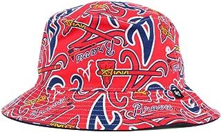 '47 Brand Striped Bucket Hat - MLB Gilligan Fishing Cap