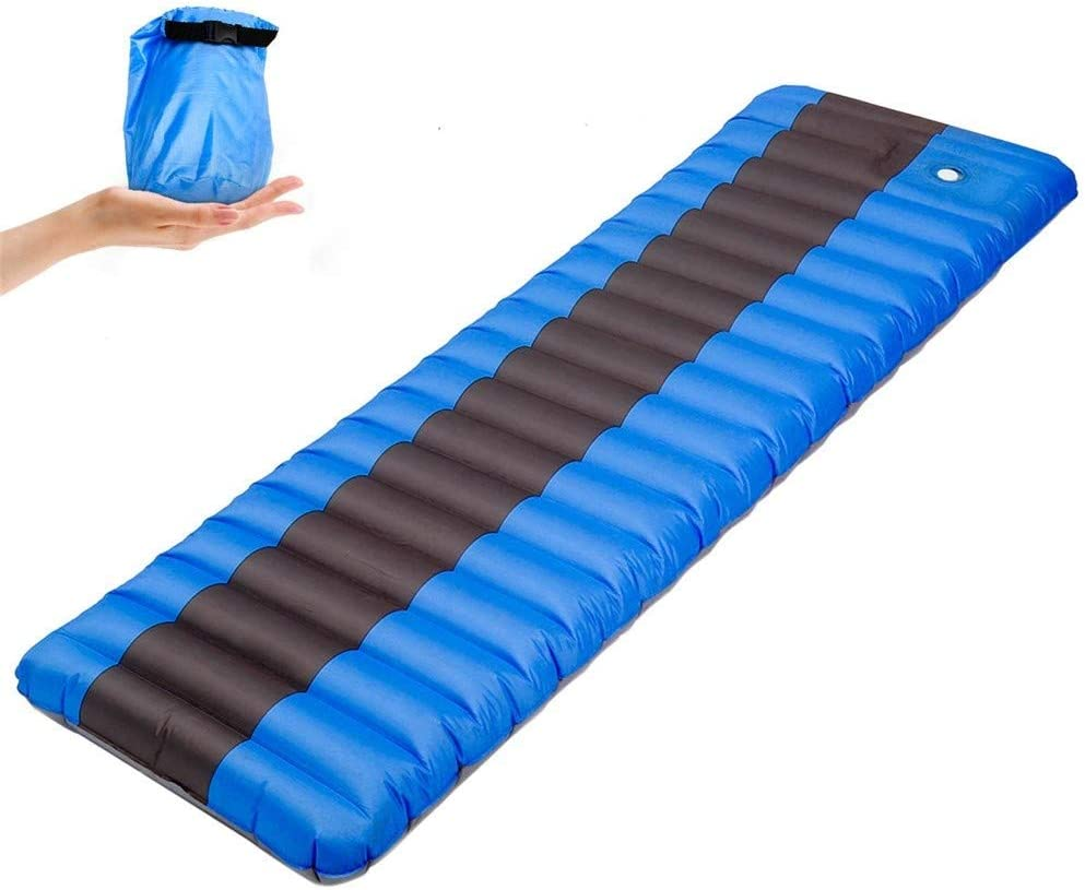 Product Monkibag sold out Camping Mat Elastic Inflatable S Outdoor Sponge