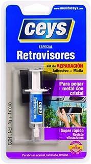 ceys 501020 Adhesivo retrovisores jeringa, Azul, 0