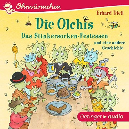 Die Olchis. Das Stinkersocken-Festessen und eine andere Geschichte cover art