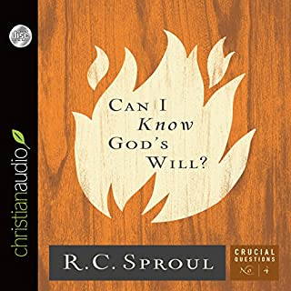 Can I Know God's Will? audiobook cover art