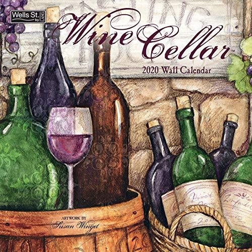 Wine Cellar 2020 Calendar