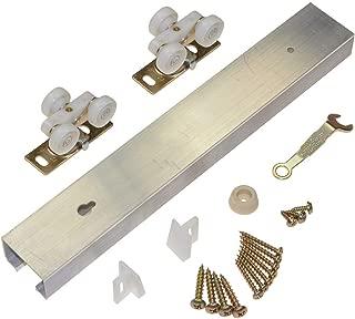 pocket door rail replacement