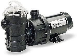 Pentair DYNII-NI-2 HP Dynamo Single Speed Aboveground Pool Pump with Cord, 2 HP