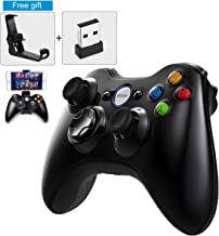 ACGEARY Wireless Bluetooth Android Game Controller Mobile Gaming Controller Gamepad Joystick Compatible for iOS//Android Phone//PC Windows//Tablet//Smart TV//TV Box// PS3