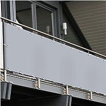 Balkon Privacy Scherm Hek Afdekking Beschermend Hekdoek 90% Schaduwpercentage, Met Doorvoertule En Kabelbinder Voor Verand...