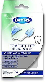 DenTek Comfort-Fit - Protector dental nocturno (2 unidades)