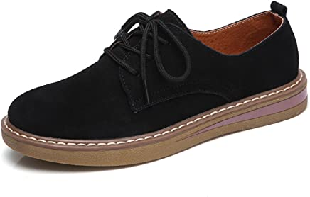 Dormery 2018 Spring Oxford Shoes Genuine Leather Women Flats Casual Moccasins Loafers Ladies Shoes Sapatilhas Zapatos