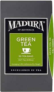 Madura Green 50 Tea Bags, 1 x 75 g
