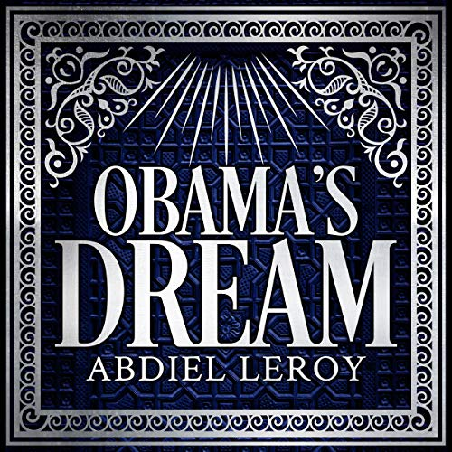 Obama's Dream audiobook cover art