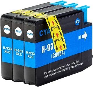 Teng® - Cartuchos de Tinta para HP 932 XL 933 XL 932XL 933XL High ...