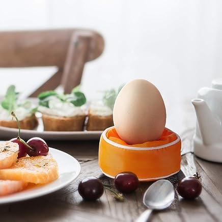 Preisvergleich für Tomorrow`s Kitchen (bislang Vacu Vin) 1831060 Eierkissen 4-er-Set farblich sortiert