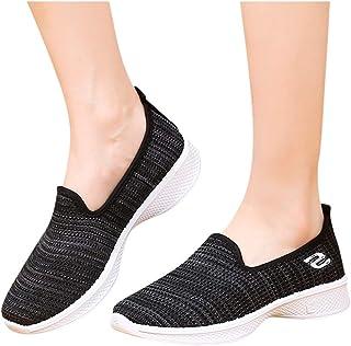 95sCloud Zapatillas deportivas para mujer, para el tiempo libre, ligeras, para caminar, para el gimnasio, cómodas, ligeras...