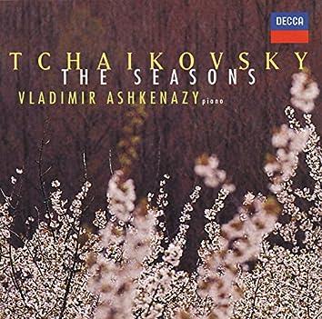 Tchaikovsky: The Seasons; 18 Morceaux; Aveu Passioné in E minor