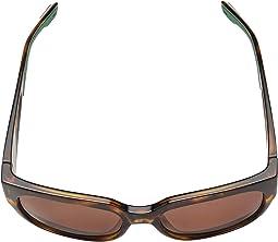 Copper 580P/Shiny Palm Tortoise Frame
