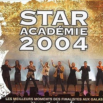 Star Académie 2004 - Les meilleurs moments des finalistes aux galas