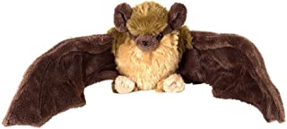 (20cm ) - Wild Republic Brown Bat Plush, Stuffed Animal, Plush Toy, Gifts for Kids, Cuddlekins 20cm
