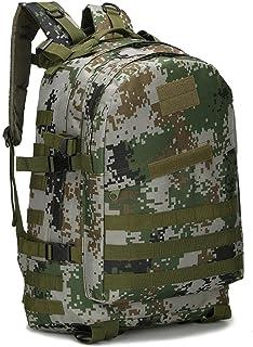 Senmir 40L Mochila Táctica Militar Impermeable para Excursionismo Montañismo Senderismo y Viaje al Aire Libre Macuto Militar y Deportiva