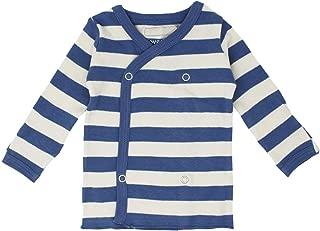 L'ovedbaby Unisex-Baby Organic Cotton Kimono Wrap Shirt