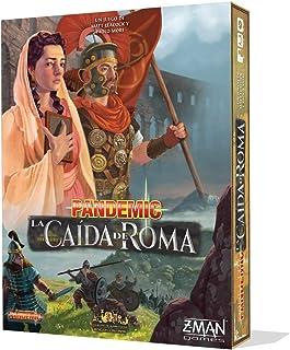 Z-man Games Spanien Pandemic: Fallet av Roma-Spanien, färg (ZM7124ES)