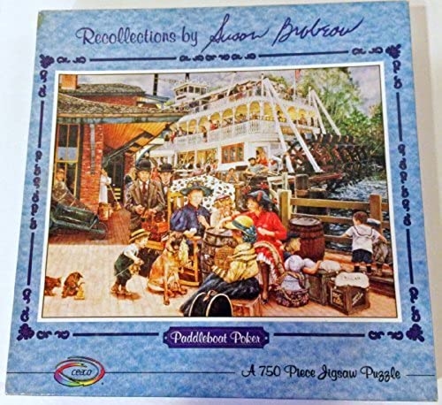 Recollections 750pc. Puzzle-The Parade by Ceaco