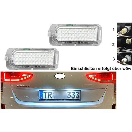 Do Led Led Kofferraumbeleuchtung Kofferraumleuchte Modul Kompatibel Für Ford Focus Kuga S Max 3 Pins Auto