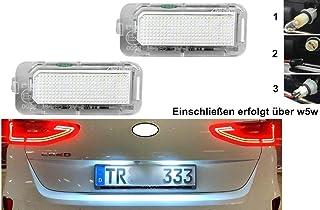 Suchergebnis Auf Für Led 5w5 Kennzeichenbeleuchtung Leuchten Leuchtenteile Auto Motorrad