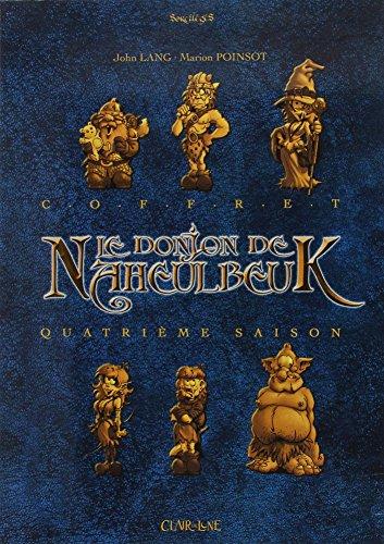 Le Donjon de Naheulbeuk, Quatrième saison : Coffret en 4 volumes : Tomes 10 à 13