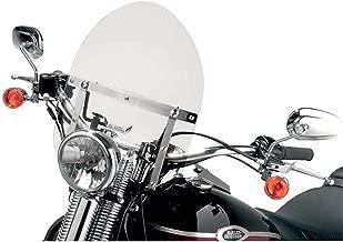 Slipstreamer HD-3 Windshield - 1-1/4in. - Clear HD-3 CLEAR 1 1/4