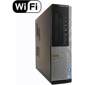 Dell Optiplex 7010 Small Form Factor Desktop Computer, Intel Quad-Core i7-3770 Up to 3.9GHz, 16GB RAM, 2TB 7200 RPM HDD, DVD, USB 3.0, WIFI, Windows 10 Pro (Renewed)