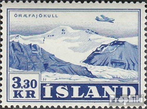 IJsland Mi.-Aantal.: 280 1952 Vliegtuigen (Postzegels voor verzamelaars) luchtvaart