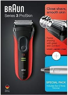 Amazon.es: Braun - Afeitadoras eléctricas de láminas para hombre ...
