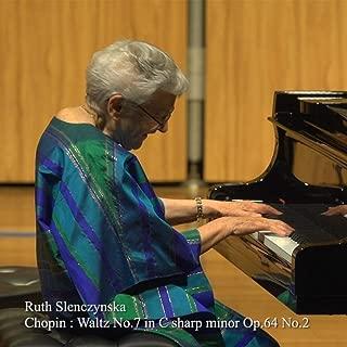 Chopin: Waltz No. 7 in C-Sharp Minor, Op. 64 No. 2 (Live)