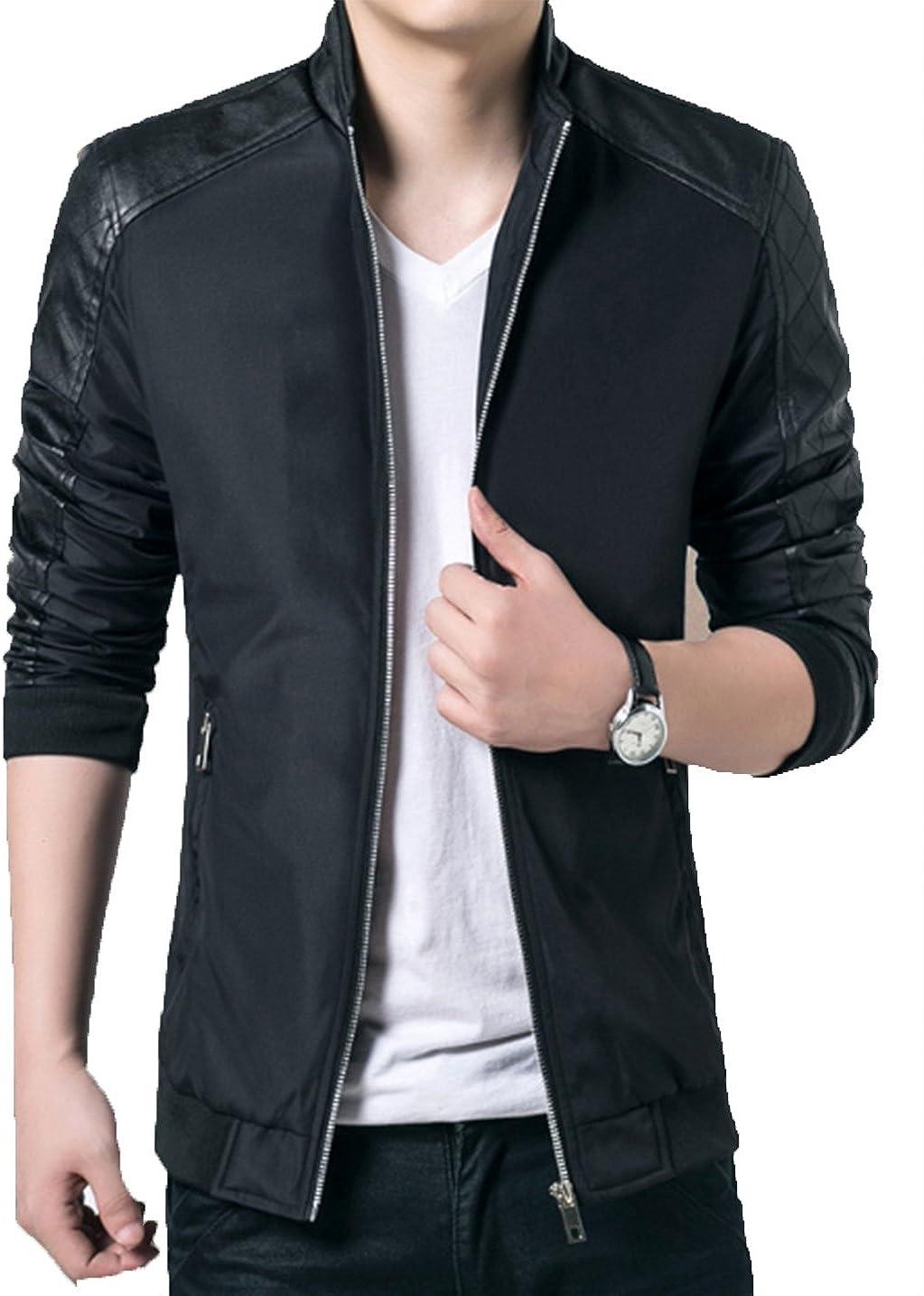 Olrek Men's Lightweight Casual Outdoor Over item handling ☆ Wear Jackets Industry No. 1 Windbreaker
