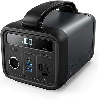 Anker PowerHouse 200 (ポータブル電源 213Wh / 57600mAh) 【◇PSE認証済 / USB-A出力 & USB-C入出力 & AC出力 & DCシガーソケット出力対応 / USB Power Delivery対...