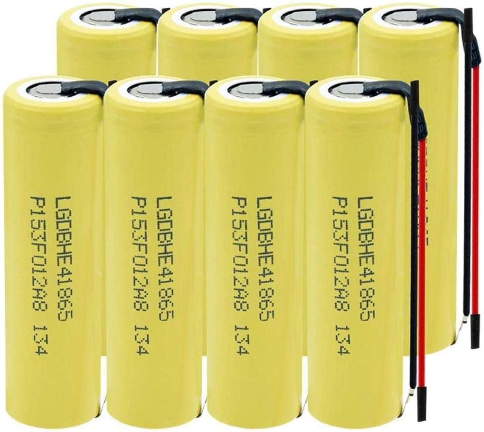 3 7v 2500mah 35a Rechargeable Flashli Battery High Genuine DIY Max 63% OFF Discharge