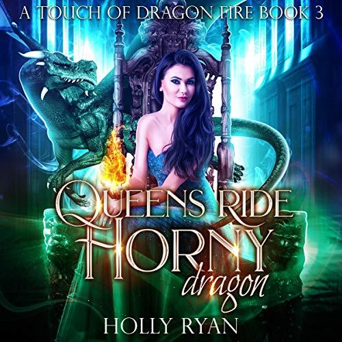 Queens Ride Horny Dragons: A Scorching Hot Reverse Harem Titelbild