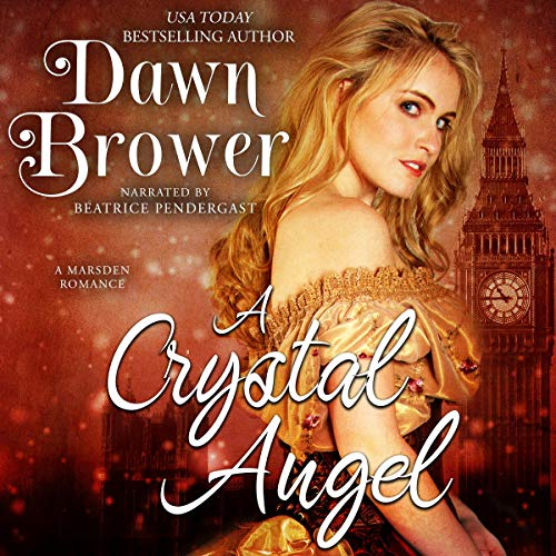 A Crystal Angel  By  cover art
