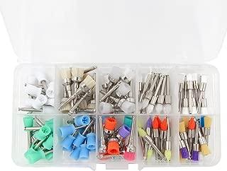 100pcs Polishing Brushes Polisher Nylon Tapered Brush by Baltool