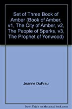 Set of  Books of Ember 1-3 The City of Ember,  The People of Sparks, The Prophet of Yonwood)